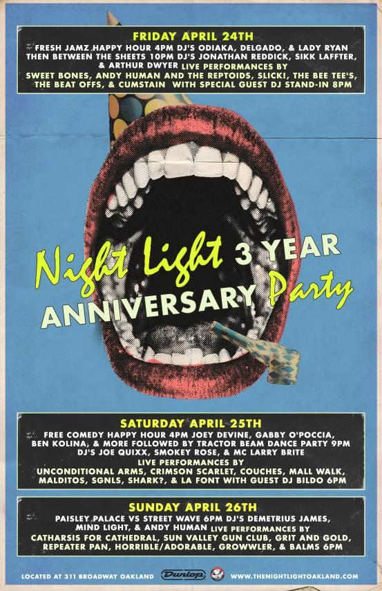 NL AN 11 x 17 poster